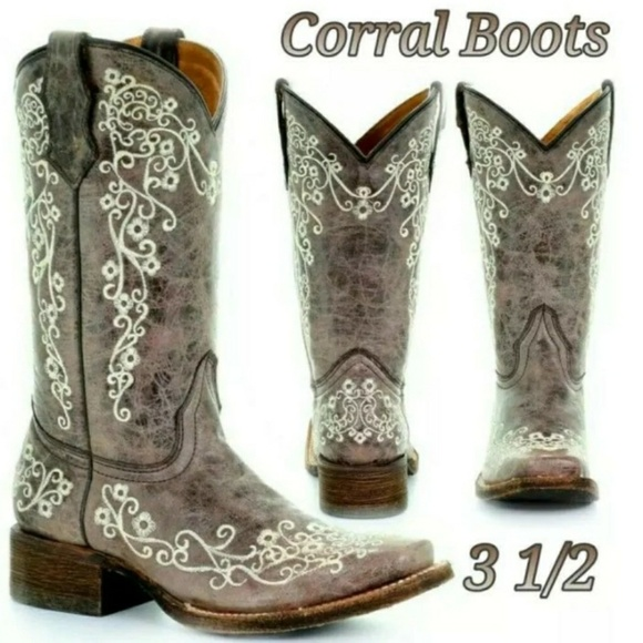 Used Cowgirl Boots